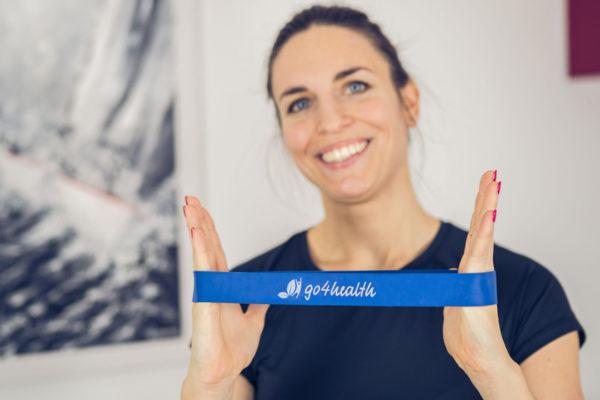 Teste deine Beweglichkeit mit dem go4health Beweglichkeitstest.