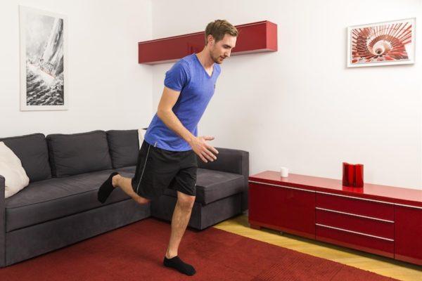 Koordinationsübungen fordern deine Tiefenmuskulatur.