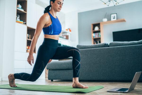 Werde mit dem go4health Fitnesstest und gezielten Cardio-Übungen cardio-fit.