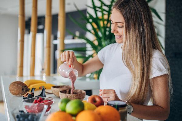 Gesund frühstücken schmeckt lecker und geht auch ohne großen Aufwand.