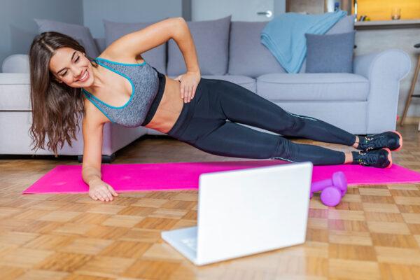 Nach dem go4health Test kannst du deine Rumpfstabilität verbessern und deine Rumpfmuskulatur stärken.