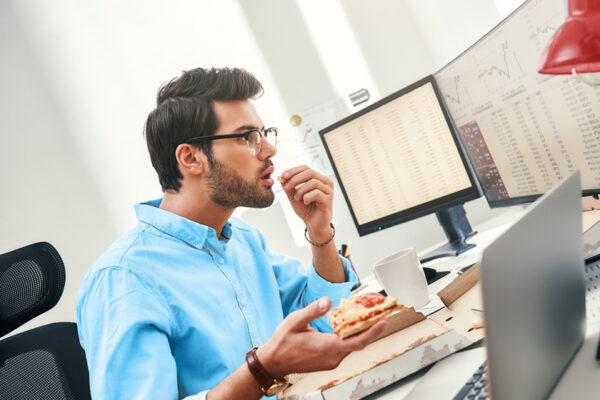 Mit der richtigen Nervennahrung kannst du Stress entgegenwirken.