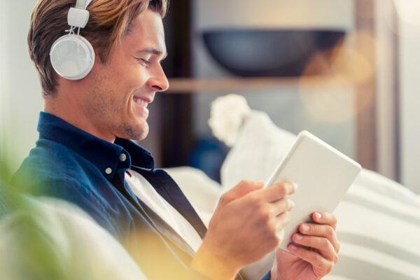 Gesund in der digitalen Welt: 5 Tipps, wie das gelingt.
