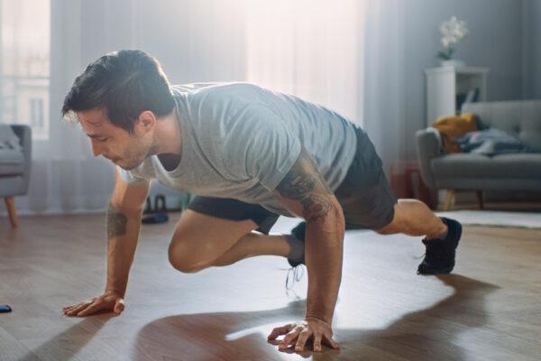 Für ein effektives Training sollte eine Mindesttrainingszeit pro Woche eingehalten werden.