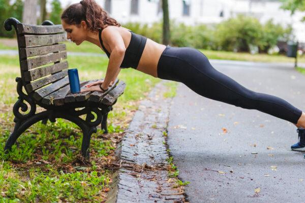 Fit im Park: Kraft- und Outdoor-Training für mehr Stärke und Kräftigung