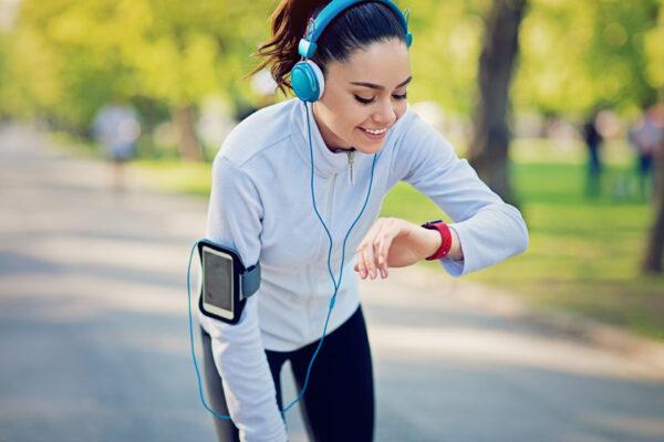 Regelmäßige Bewegung regt die körpereigene Immunabwehr an.