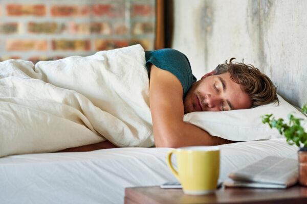 Ruhig schlafen ohne Angst.