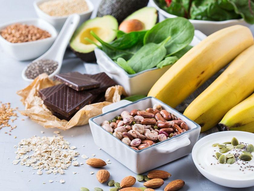 Folge für eine gute Regeneration eine ausgewogene und abwechslungsreiche Ernährung.