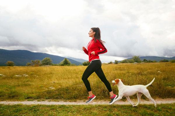 Ausdauersport hilft dem Körper beim Stress abbauen.