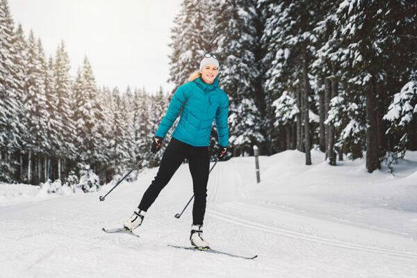 Im Winter fit bleiben: Mit diesen 3 go4health Tipps klappt's.