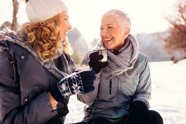 Achte gerade in der Vorweihnachtszeit auf ausreichend Zeit für dich.