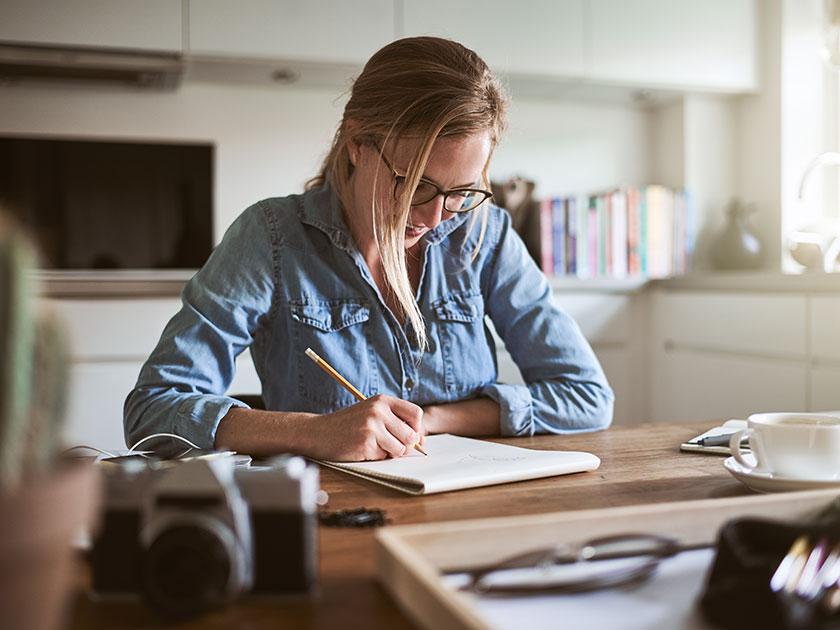 Fokussiert im Singeltasking-Modus zu arbeiten ist effektiver als Multitasking.