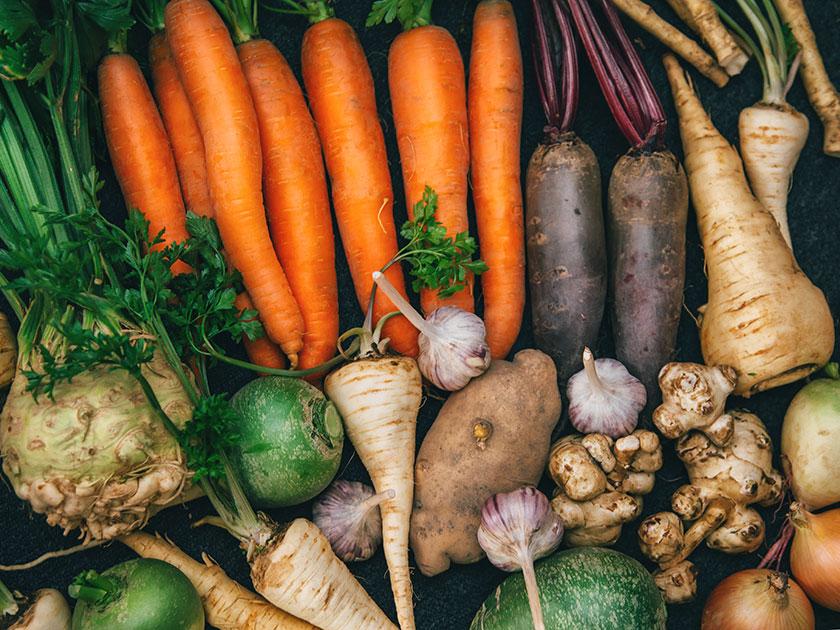 In der TCM-Ernährung spielen saisonale und regionale Lebensmittel eine zentrale Rolle.