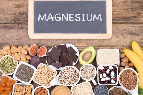 Diese Lebensmittel unterstützen bei Magnesiummangel.