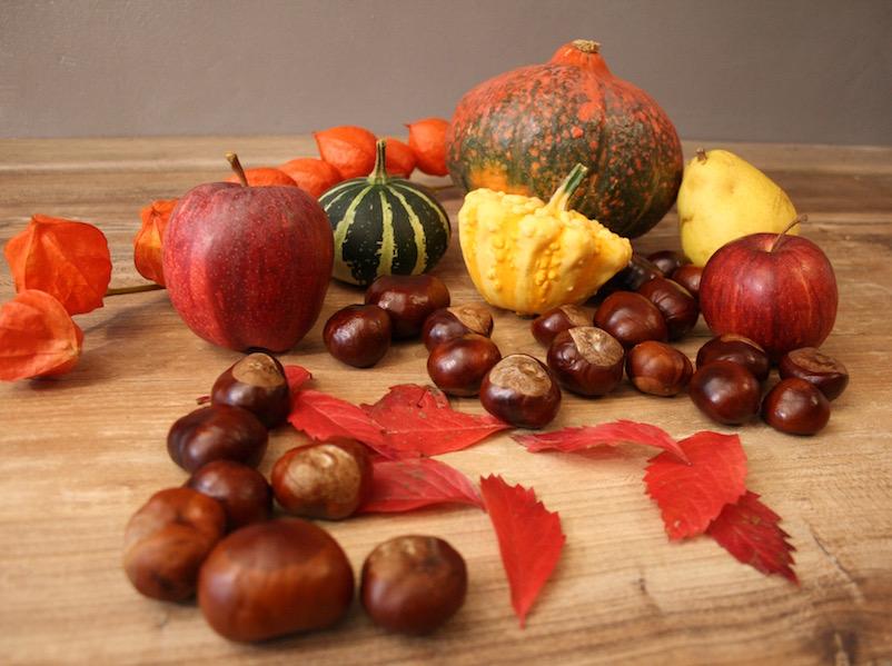 Achtsamer Herbst