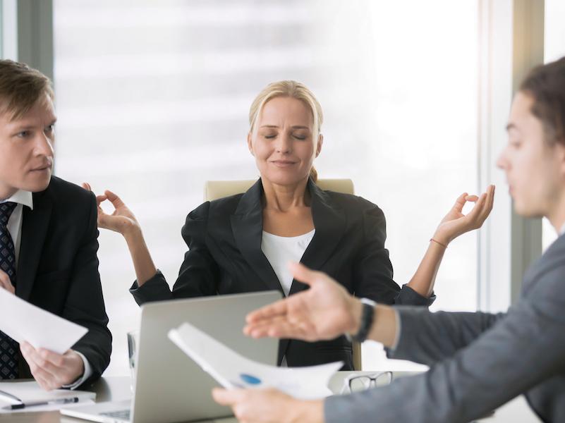 5 effektive Tipps für weniger Stress am Arbeitsplatz
