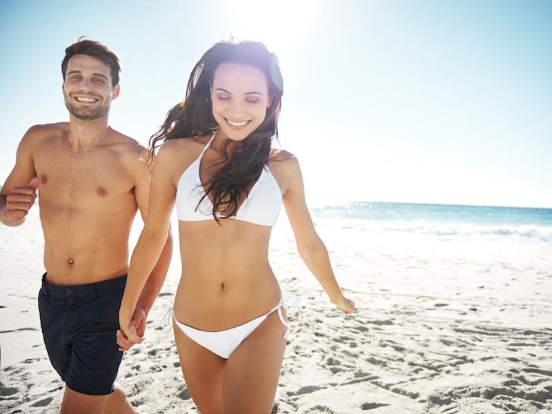 Bauch weg: So bekommst du deinen Sommer-Body!