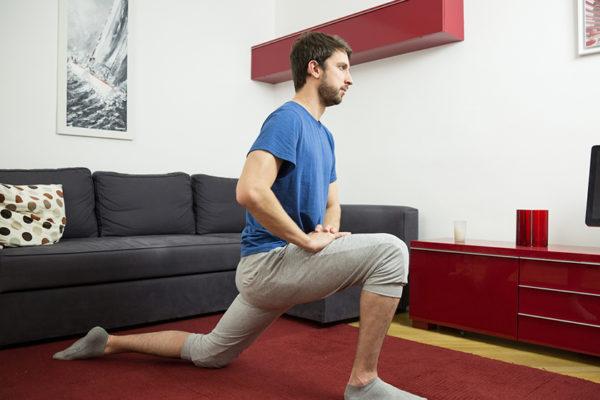 Funktionelles Training setzt auf alltagsnahe Bewegungsabläufe.