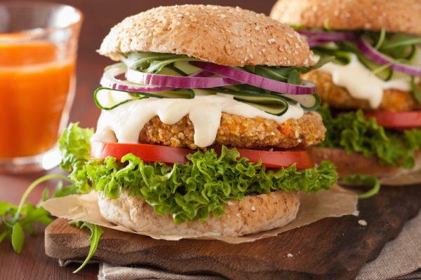 Das saisonale Soul-Food: Dein Herbst-Burger