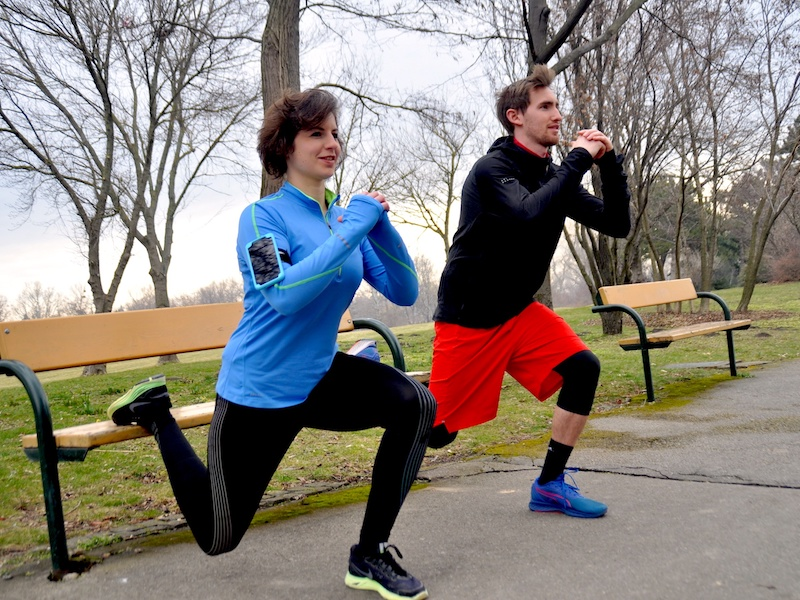Gemeinsam fit mit Partner-Workout!