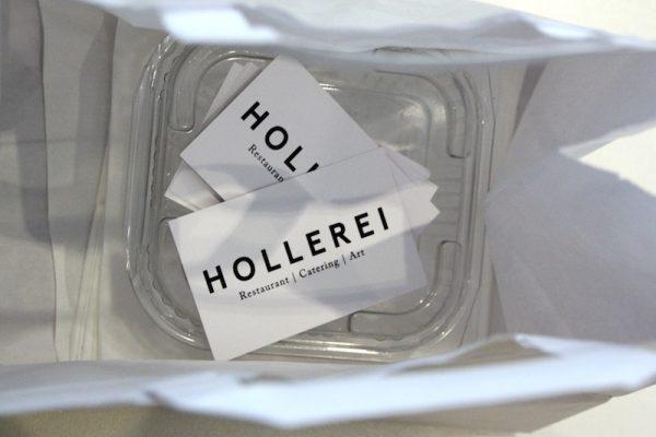 Die Hollerei in Wien bringt gesundes Essen.