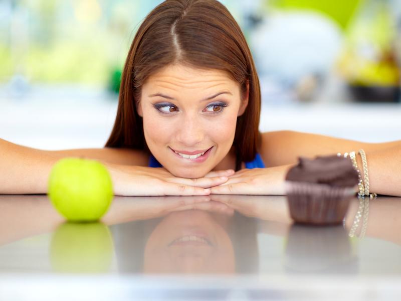 Kalorien sparen – So geht's!