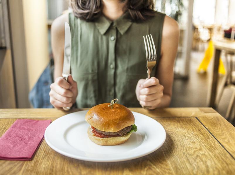 Essen für die Arbeit geht auch in der gesunden Variante.