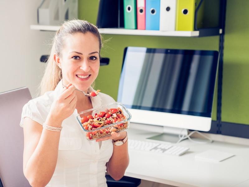 Leckeres Essen für die Arbeit – 5 Tipps