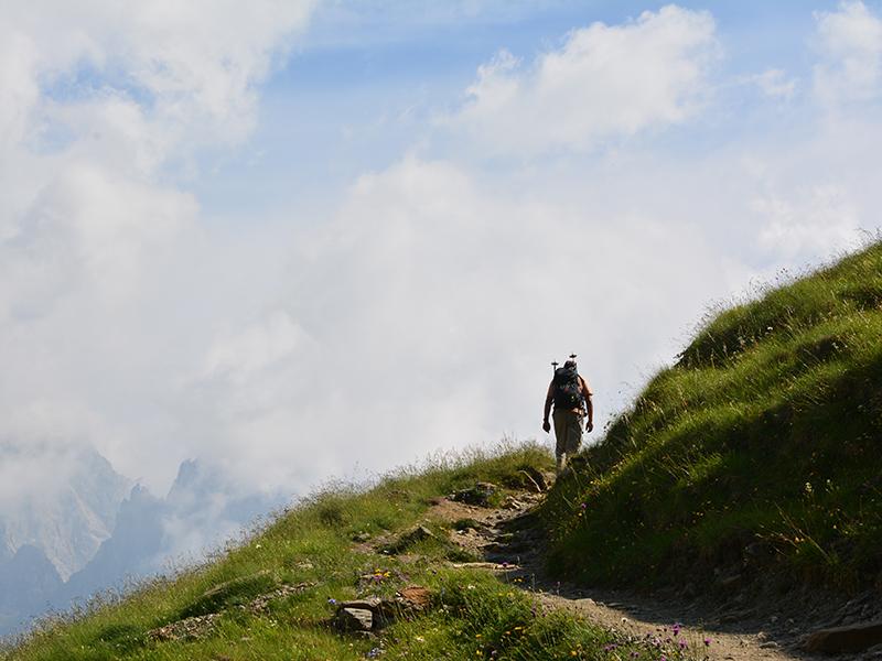 Gesundes Wandern