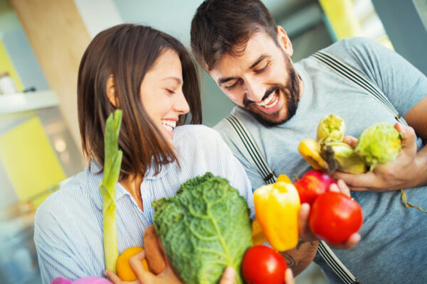 Eine ausgewogene Ernährung sollte unbedingt ausreichend Mikronährstoffe enthalten.