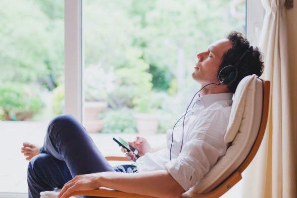 Die go4health Atemmeditation bringt Entspannung in deinen Tag.