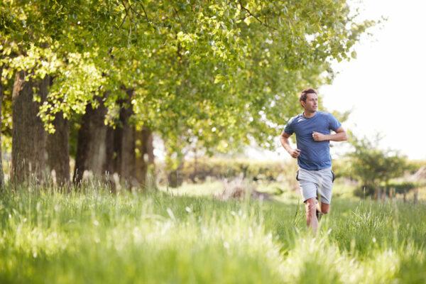 Mindful Running: umweltwahrnehmend laufen und genießen