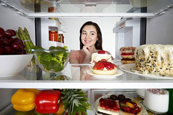 Lerne mit go4health, wie du gesund und gezielt Kalorien sparen kannst.