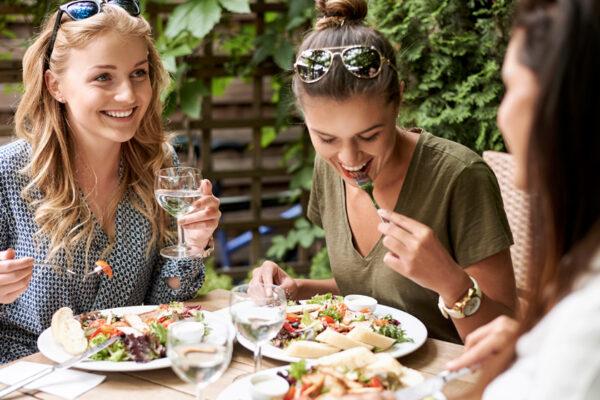 Leichte Kost voller Vitamine und Nährstoffe versorgt dich mit Energie und Kraft.