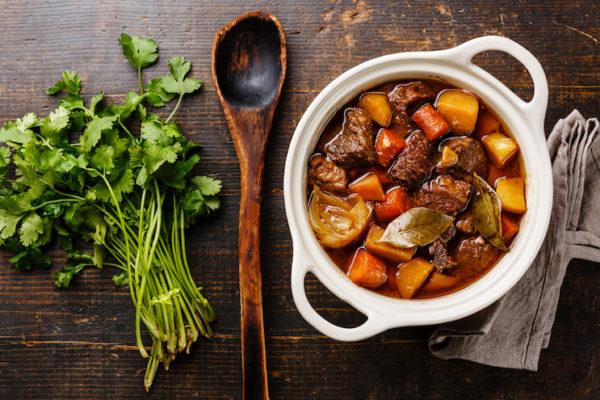 Die Zusammensetzung der Speisen soll Yin und Yang ins Gleichgewicht bringen.