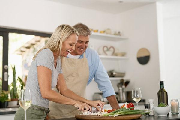 Ein gesunder Lebensstil hilft Typ 2 Diabetes vorzubeugen.