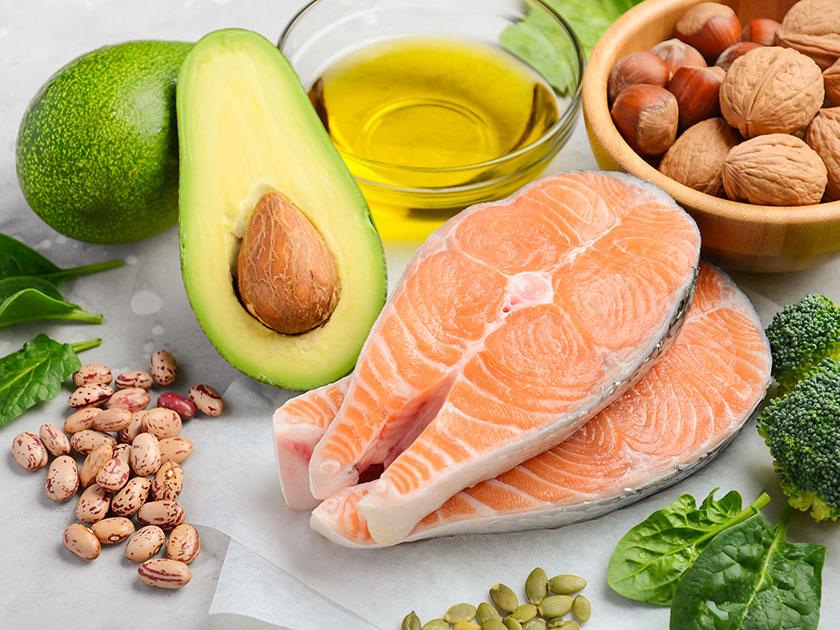 Fette sind ein wichtiger Bestandteil einer faszienfreundlichen Ernährung.