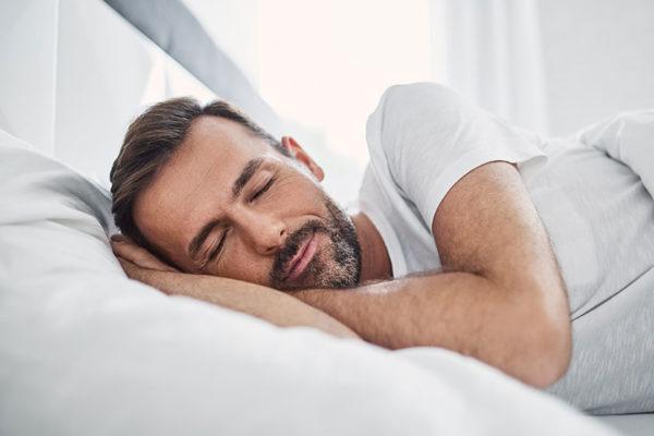 Ruhig schlafen ohne Angst