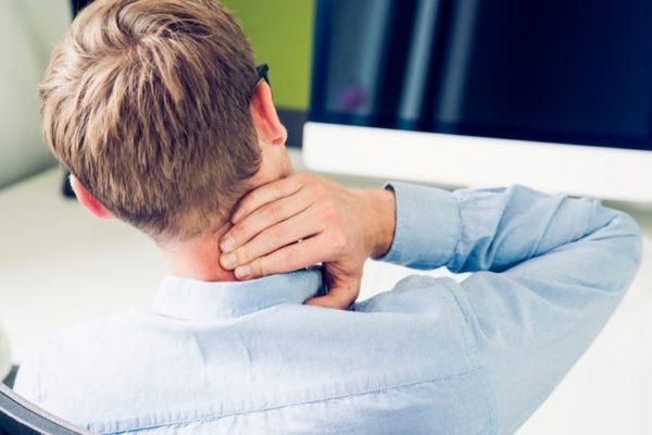 Unsere Übungen helfen gegen Verspannungen im Nacken