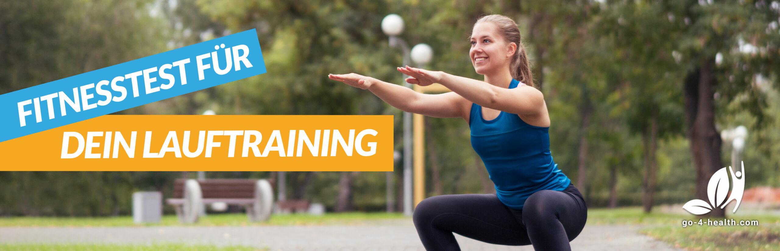 Fitnesstest für dein Lauftraining: Teste deine Laufstabilität