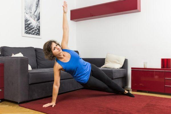 So gelingt dein Home Workout
