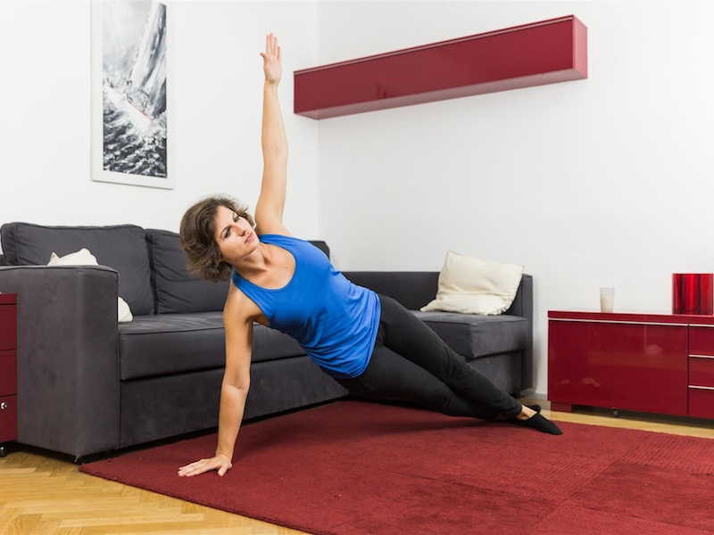 Home Workout: So gelingt dein Training daheim