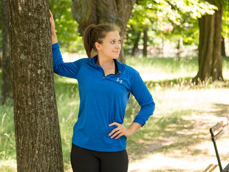 Starte nach deiner Trainingspause langsam und mit Ziel ins Training.