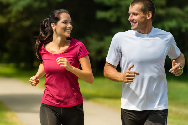 Laufen für Anfänger: Den ersten Schritt gemeinsam tun.