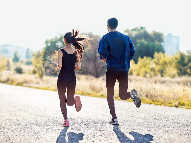 Laufen für Anfänger: So funktioniert es.