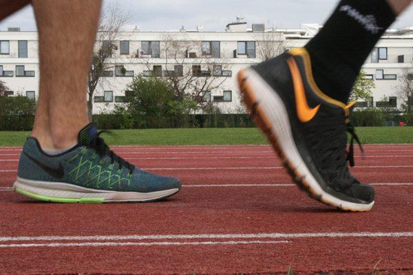 Laufen kann zur Gewohnheit werden