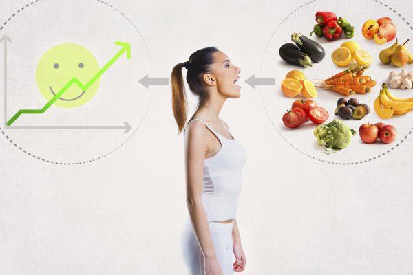 Mood Food - Was wir essen beeinflusst unsere Stimmung.
