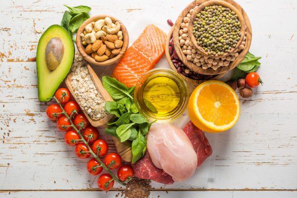 Faszien Food: Diese Lebensmittel halten deine Faszien geschmeidig.