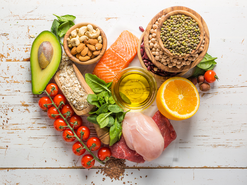 Faszien Food: Geschmeidig essen