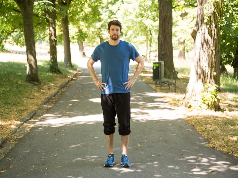 Fit im Park mit go4health